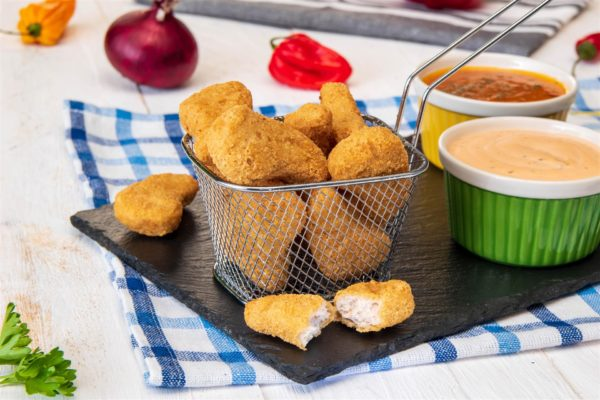 BATTERED CHICKEN DIPPERS