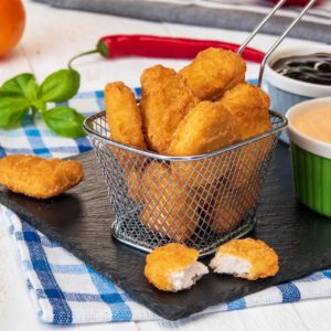 BATTERED CHICKEN NUGGETS